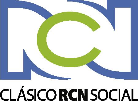Logo clasico rcn SOCIAL